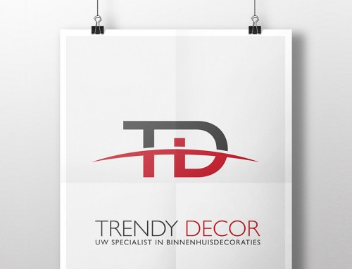 Trendy Decor Logo