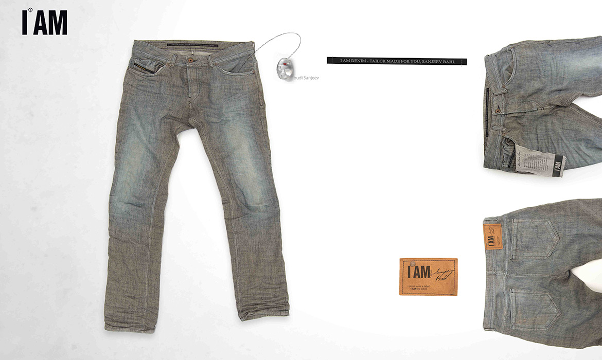 I AM Denim concept
