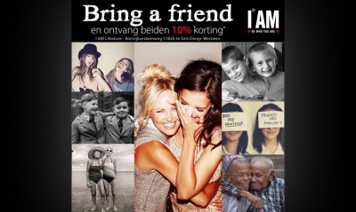 I AM Lifestore - Bring a friend